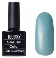 BlueSky shellac color 10 ml блюскай 035
