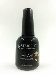 TOП STARLET PROFESSIONAL TOP COAT 10 МЛ
