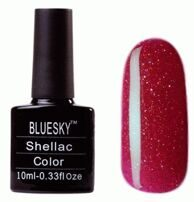 BlueSky shellac color 10 ml блюскай 064