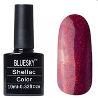 BlueSky shellac color 10 ml блюскай 067