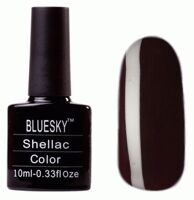 BlueSky shellac color 10 ml блюскай 087