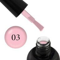 STARLET PROFESSIONAL COVER RUBBER BASE БАЗОВОЕ ПОКРЫТИЕ 10 ML №3