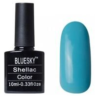 BlueSky shellac color 10 ml блюскай 037