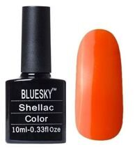 BlueSky shellac color 10 ml блюскай 058