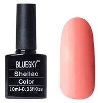 BlueSky shellac color 10 ml блюскай 005