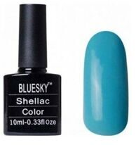 BlueSky shellac color 10 ml блюскай 015