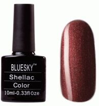 BlueSky shellac color 10 ml блюскай 065