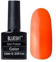 BlueSky shellac color 10 ml блюскай 054