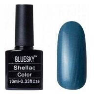 BlueSky shellac color 10 ml блюскай 019