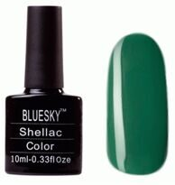 BlueSky shellac color 10 ml блюскай 012