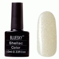 BlueSky shellac color 10 ml блюскай 001