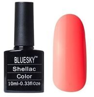 BlueSky shellac color 10 ml блюскай 016