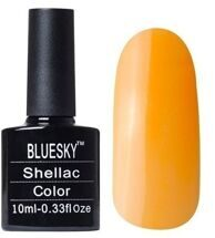 BlueSky shellac color 10 ml блюскай 052