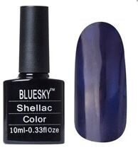 BlueSky shellac color 10 ml блюскай 047