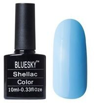 BlueSky shellac color 10 ml блюскай 036