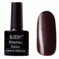 BlueSky shellac color 10 ml блюскай 089