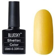 BlueSky shellac color 10 ml блюскай 057