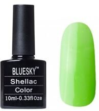 BlueSky shellac color 10 ml блюскай 055