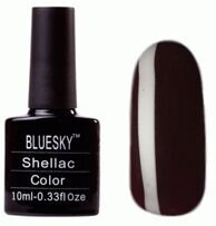 BlueSky shellac color 10 ml блюскай 098