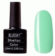BlueSky shellac color 10 ml блюскай 010