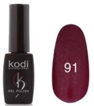 Kodi Gel Polish 8 ml  гель-лак коди 091