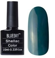 BlueSky shellac color 10 ml блюскай 004