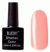 BlueSky shellac color 10 ml блюскай 006