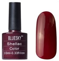 BlueSky shellac color 10 ml блюскай 086