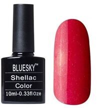BlueSky shellac color 10 ml блюскай 011
