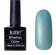 BlueSky shellac color 10 ml блюскай 002