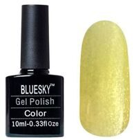 BlueSky shellac color 10 ml блюскай 034