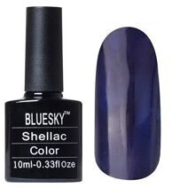 BlueSky shellac color 10 ml блюскай 070